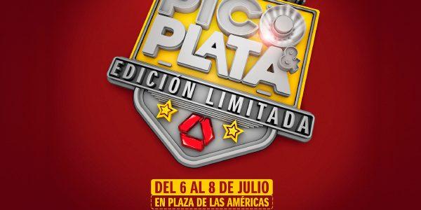 Campaña Pico y plata de DERCO Plaza de las Américas