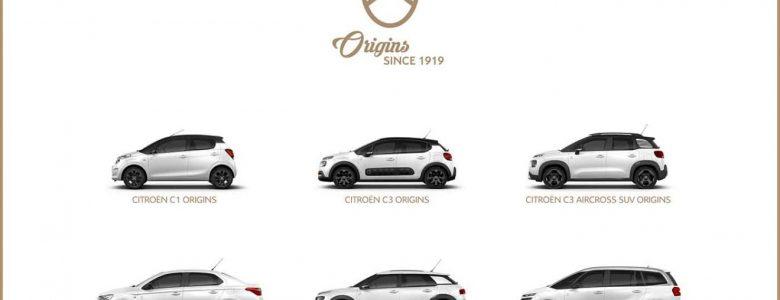100 años marca de carros Citroën