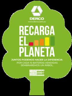 Recarga el planeta